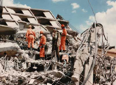 Shaken… and stirred: 19 September 1985 | The Mex Files