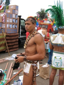 Are you sure your Aztec history is ... ummm... straight?