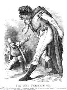 """""""The Irish Frankenstein"""" 1886"""