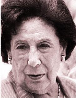 Amalia Alejandra Solórzano Bravo, viuda de Cárdenas  (1911 - 2008)