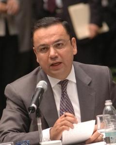 German Martinez, photo Senado de la República