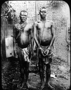 """And the ugly:  Congolese """"workers"""""""