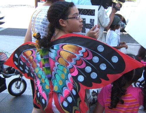 butterfly-kid