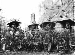 Huichole Shamans (ca. 1895-96)