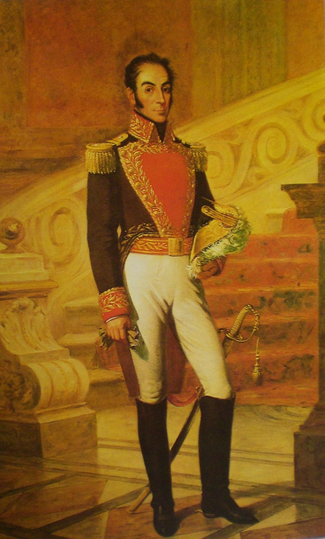 Simón Bolívar   The Mex Files