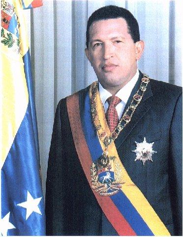 Presidente Hugo Chavez