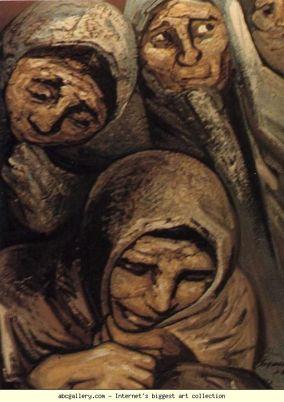 Women of Chilpancingo. 1960