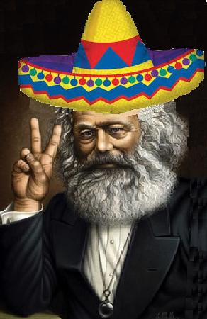 IF Marx Came to Texas
