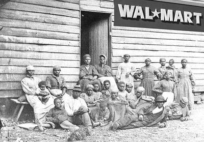 Walmart Slavery