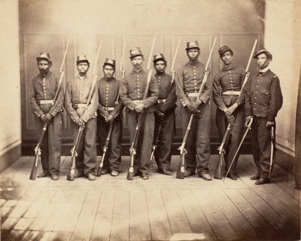 firing squad the executed emperor Maximilian I of Mexico in 1867