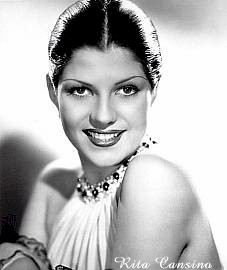 Rita Hayworth, before she was Rita Hayworth
