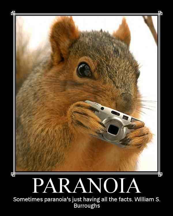 J.Tex, Murphy's Law (UK) - Paranoia [Under Pressure ...  Law Paranoia