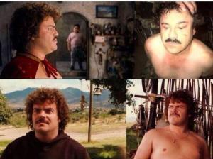 Or... maybe... they nabbed Nacho Libre?