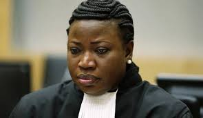 Fatou Bensouda... she who must be convinced