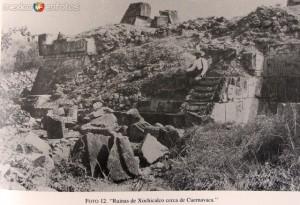 Xochicalco, ca 1900