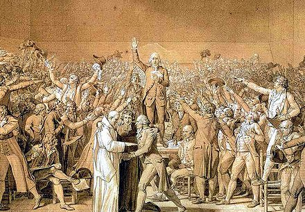 an analysis of the tennis court oath Analysis of spoken language essay doctor dissertation videos red badge of courage essay zapping the cold war summary related post of essay on the tennis court oath.